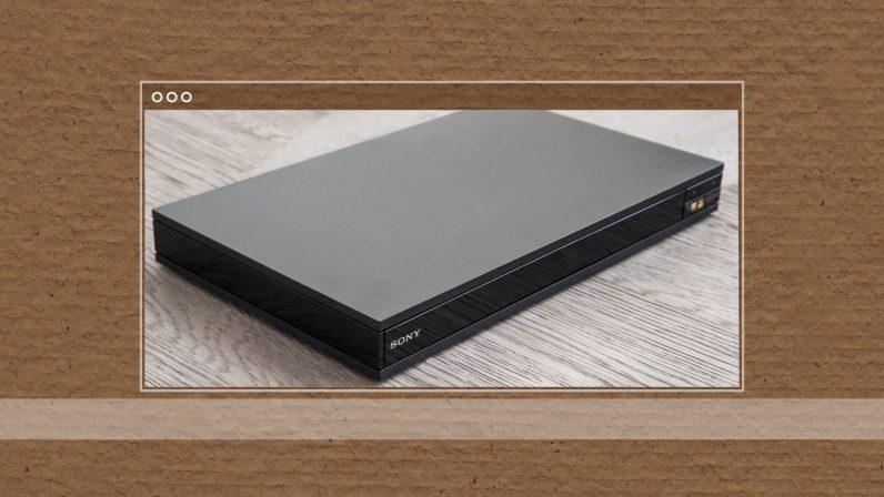 Sony UBP-X800M2 4K Blu-ray player