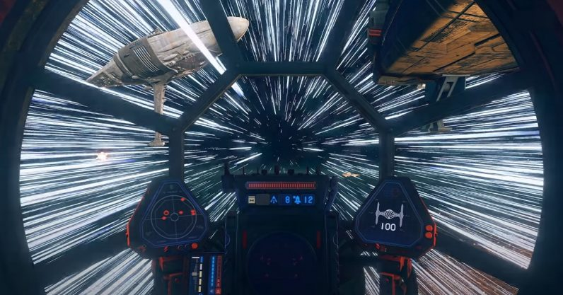 Gamescom opening night is all about Star Wars and VR