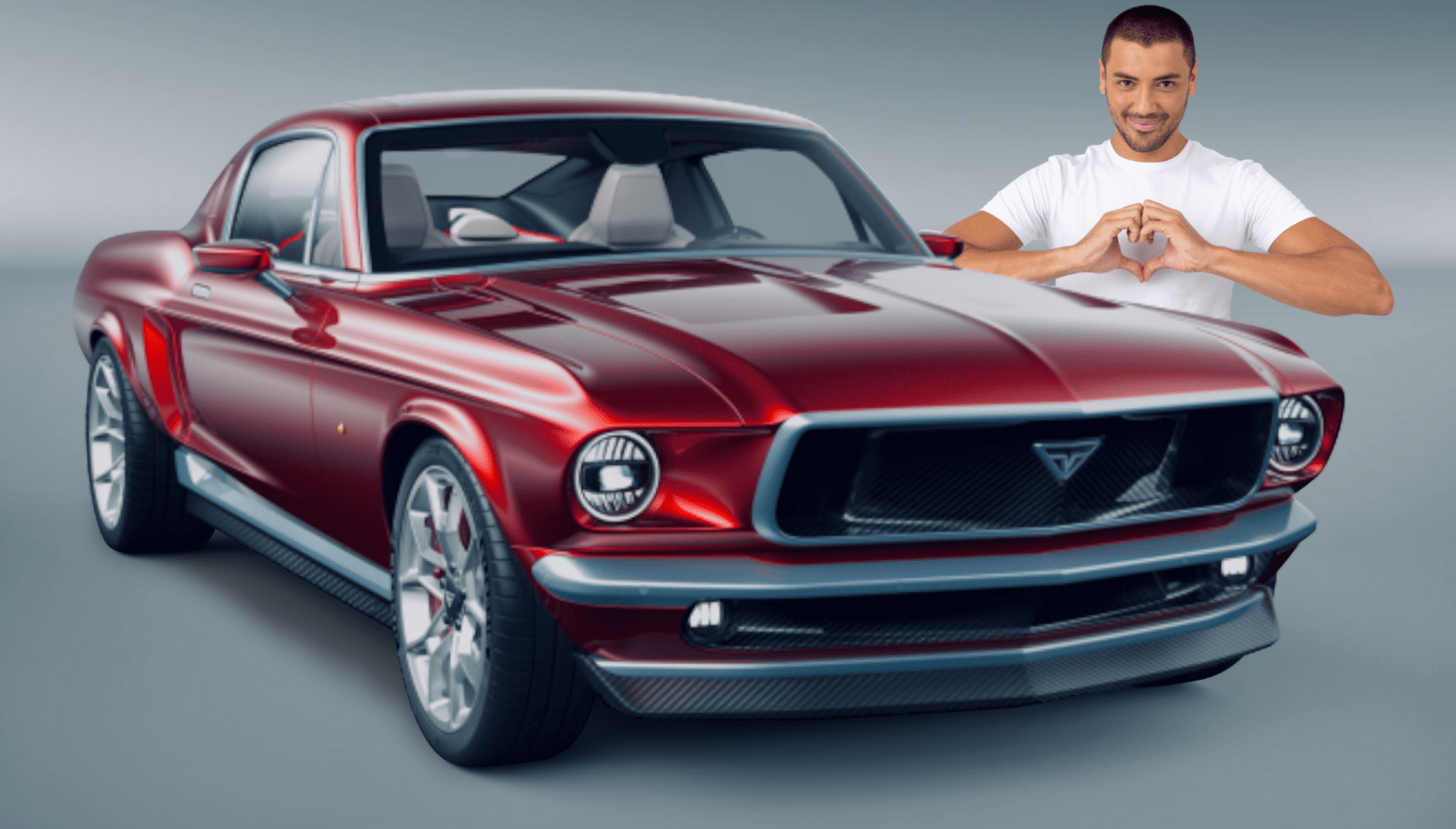 The perfect all-electric Ford Mustang is actually a souped-up Tesla