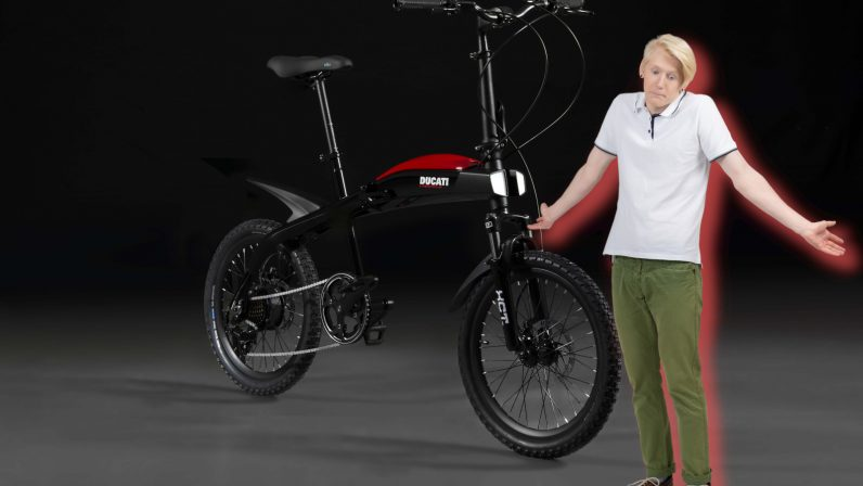 Ducati makes folding ebikes now, but do they have the superbike spirit?