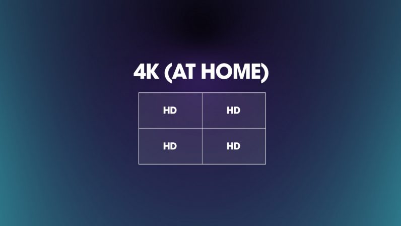 home 4k blu-ray compared to HD