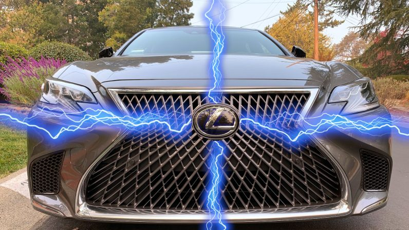 Lexus trademark hints an all-new EV is on the way