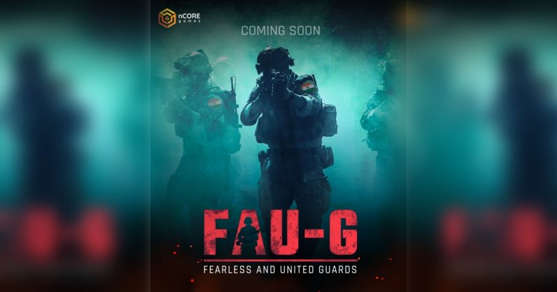 After PUBG ban, Indian gamers can soon turn to a patriotic replacement called FAU-G