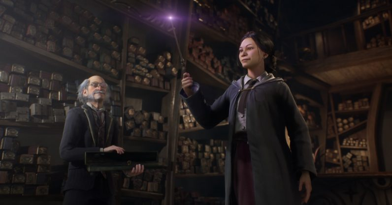 Sony shows new Wonderful Story and Harry Potter games at PS5 tournament thumbnail