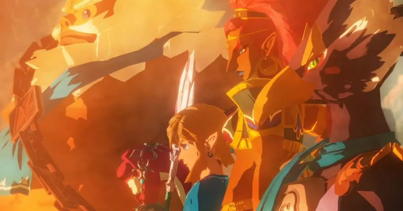 Hyrule Warriors: Age of Calamity is the Breath of the Wild prequel we need