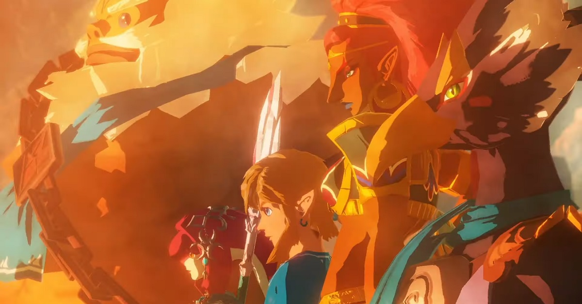Hyrule Warriors Age Of Calamity Is The Breath Of The Wild Prequel We Need