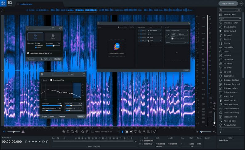 iZotope's new RX8 repair tool cleans up your noisy audio with AI