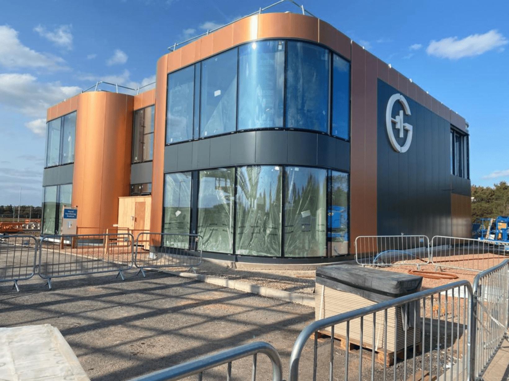 Gridserve, ev, services, uk