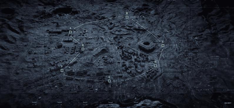 call of duty, warzone, verdansk, metro