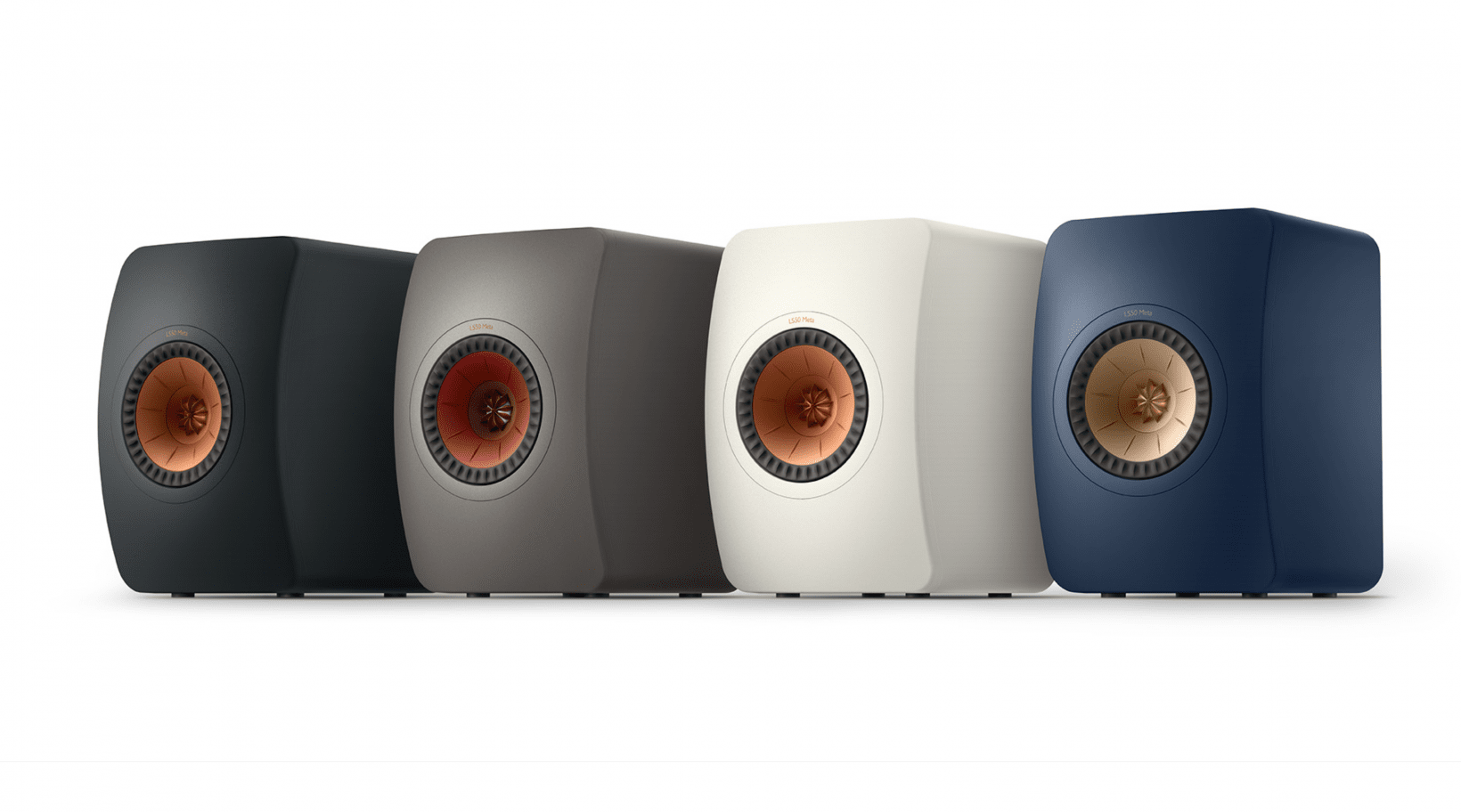 KEF updates its legendary LS50 speakers with distortion-killing 'metamaterials'