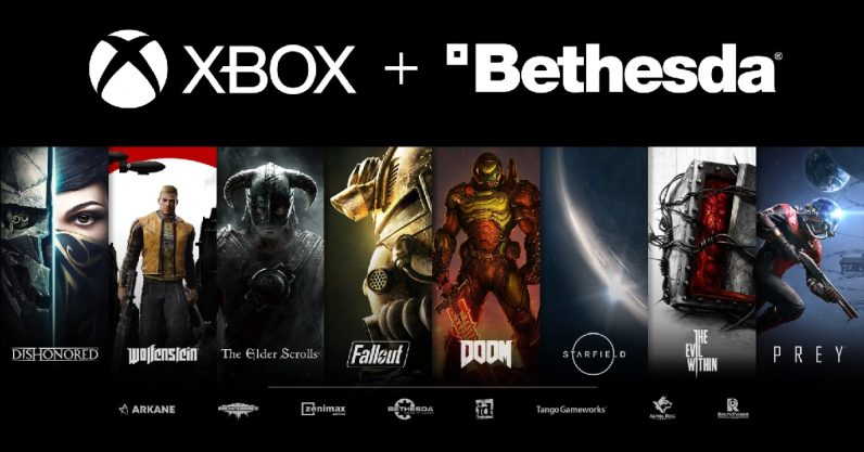 Microsoft acquires Bethesda — here's what that means for gamers