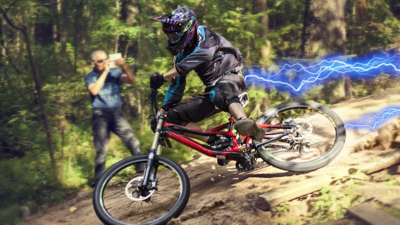 Are you a lazy mountain biker? There's a crazy expensive ebike mod for that - the next web