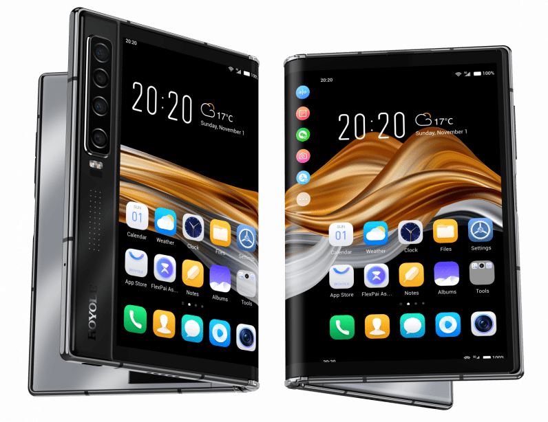 flexpai 2 touchpad