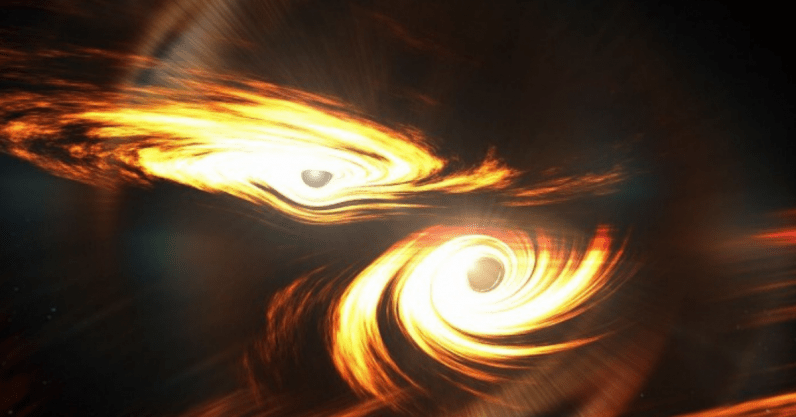 Astronomers witnessed the birth of the first intermediate black hole