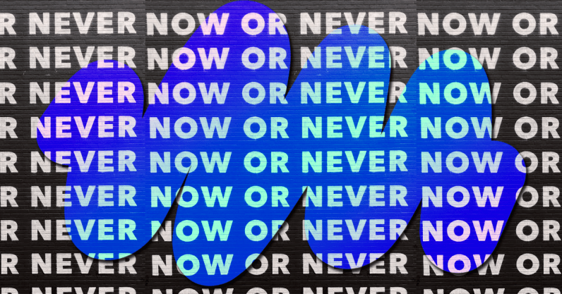 No more excuses — 'now' is always the right time to become a founder - the next web