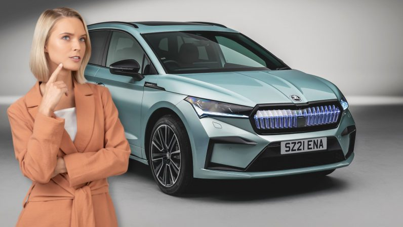 Skoda launches its all-new Enyaq EV — here's what you need to know