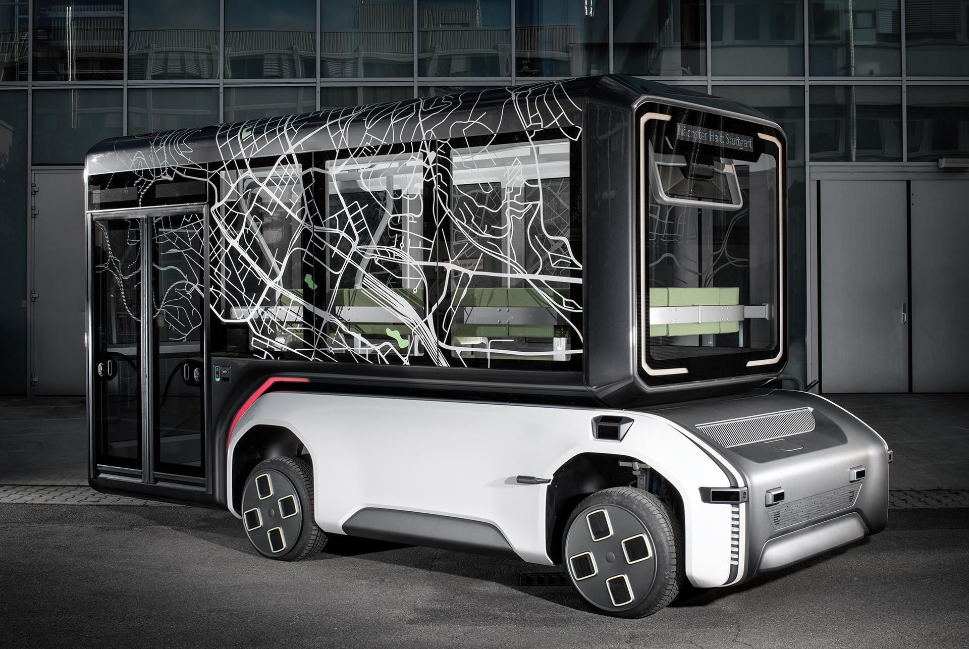 u-shift, car, truck, self-driving