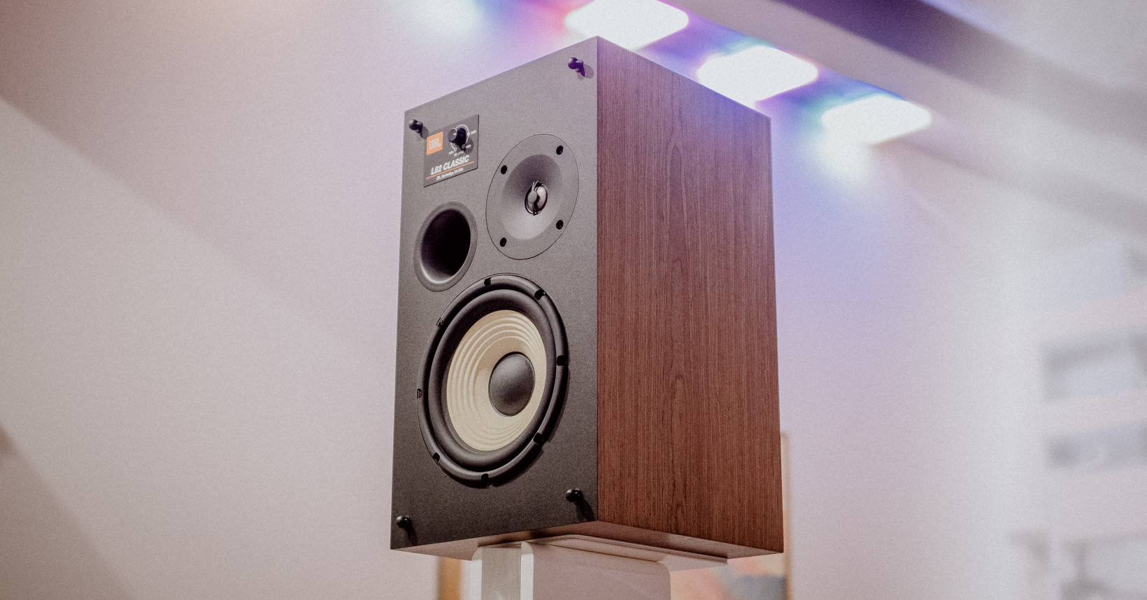 JBL L82 Classic review: These retro speakers offer modern acoustics