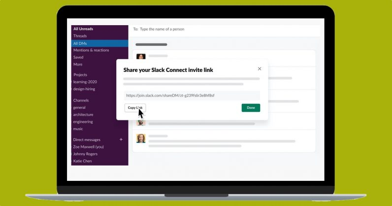 Slack goes after email with 'Connect DM' — opening up chats with folks outside your company ...