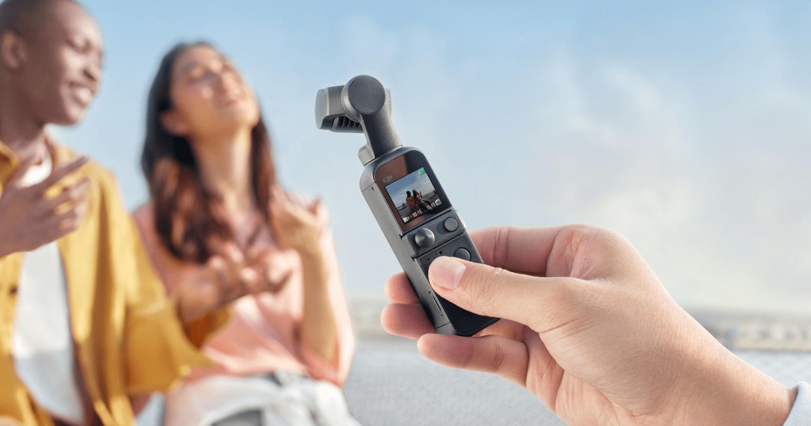 DJI's new Pocket 2 brings big updates to a little camera