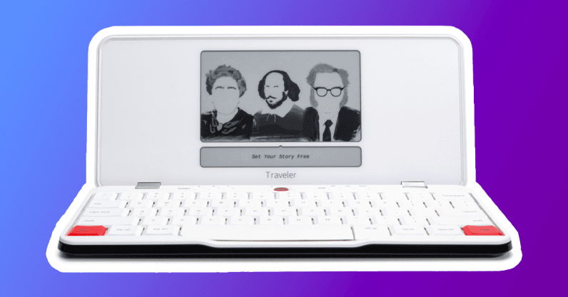 Freewrite Traveler review: A one-trick pony, but what a trick