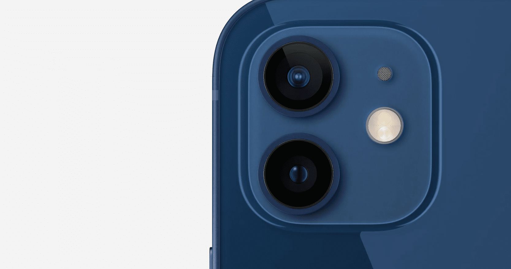 iPhone 12 camera set-up