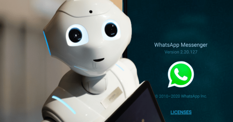How to create an AI that chats like you on WhatsApp - the next web