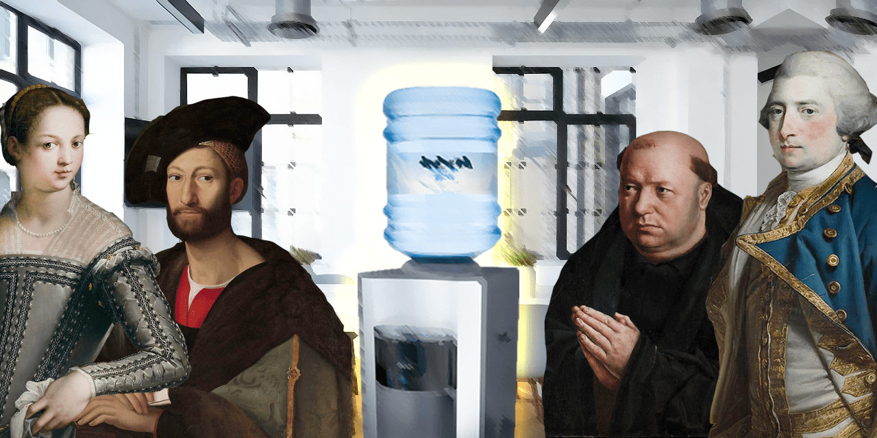 How the Medici, monks, and the British Empire shaped your office