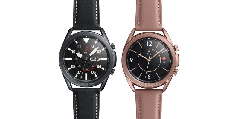 samsung galaxy watch 3 design and aesthetic