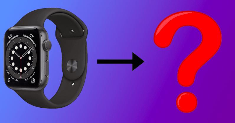 why hasn't apple watch design changed series 6