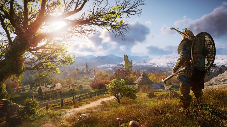 Assassin's Creed Valhalla is a good-ass video game