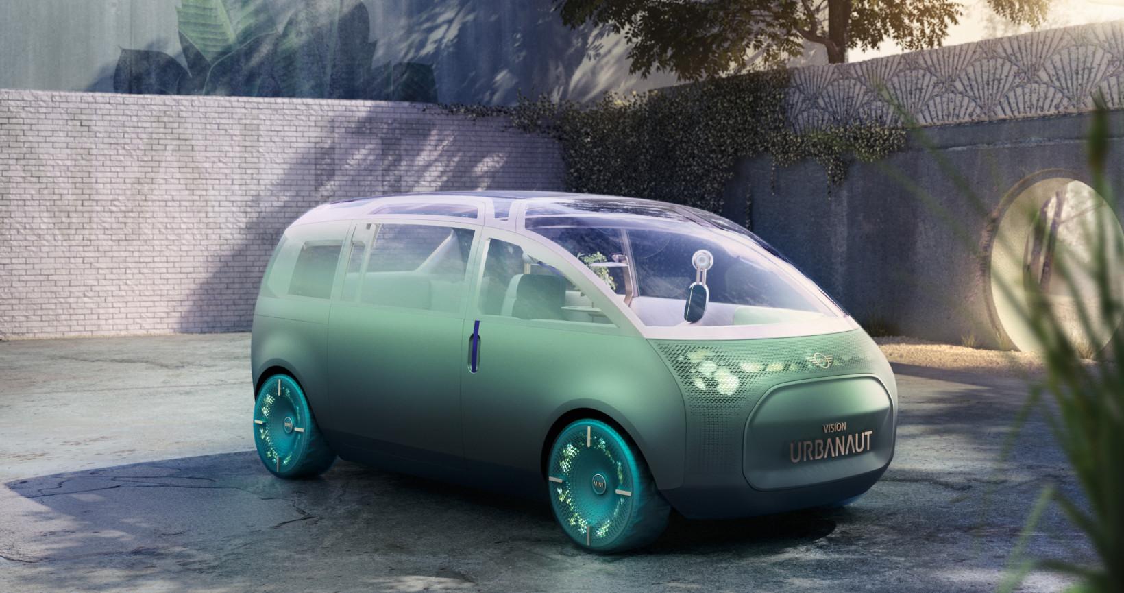 car, ev, future, mini, urbanaut