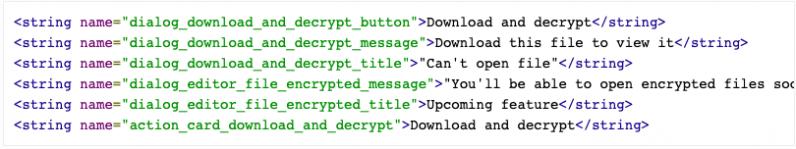 Google drive encryption