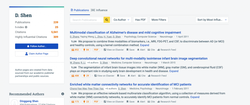 TL;DR summary generated by AI on Semantic Scholar search engine