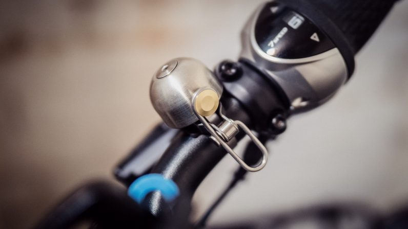 The Spurcycle bike bell is so nice, it might just be worth paying $49 for - the next web