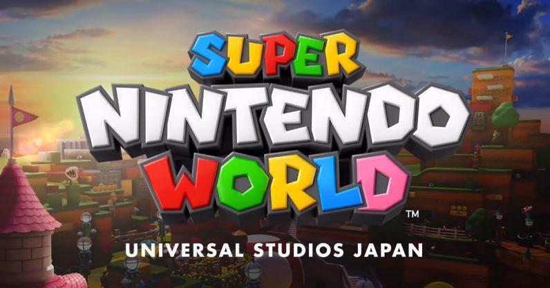 Querida pandemia, vete para que pueda visitar Super Nintendo World