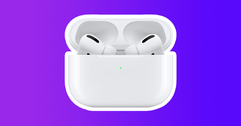 cool awesome gift apple airpods pro