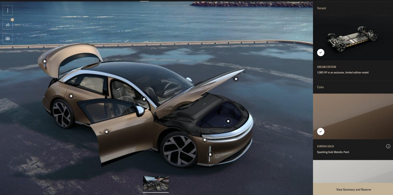 ev, lucid, air, car, future