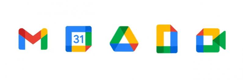g-suite logo change