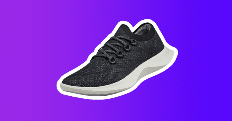 gifts for runners allbirds tree dashers running shoe