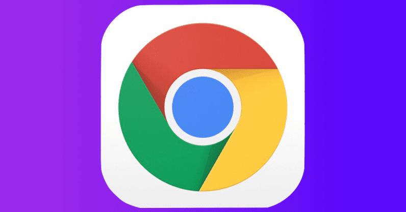 google chrome new icon in Big Sur