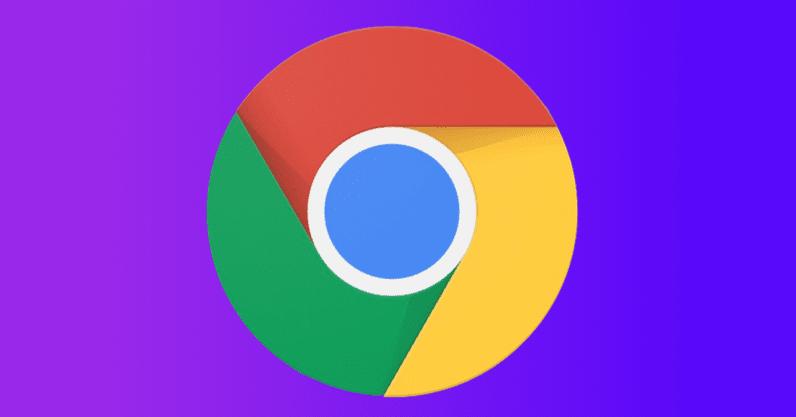google chrome old icon