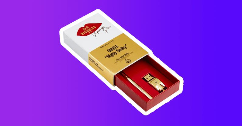 her highness vape pen kit 2020 gift guide thc marijuana