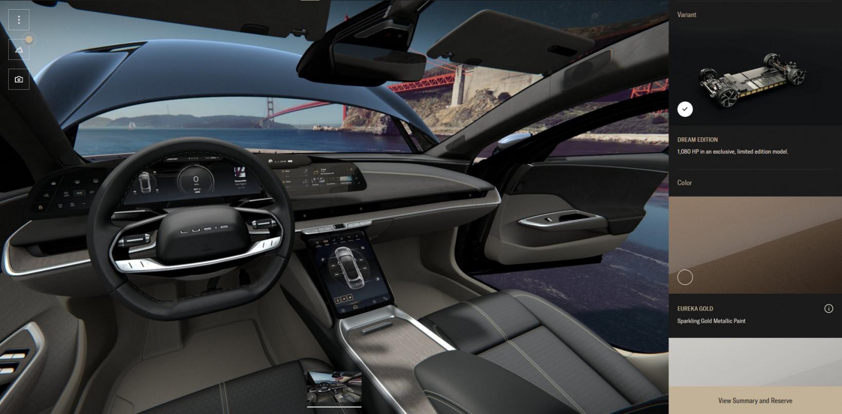car, lucid, air, future, configurator