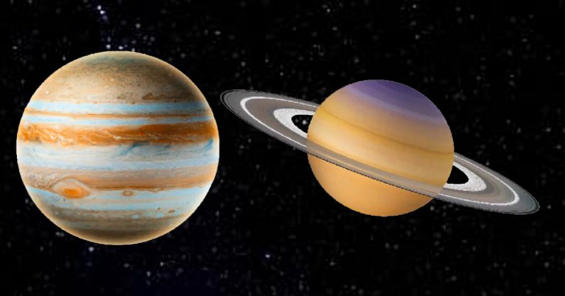 Jupiter and Saturn will be the closest they've been in 800 years — here's how to spot them on Dec. ...