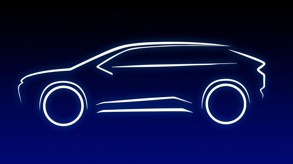 toyota, car, future, electric, ev