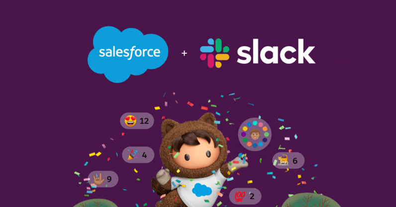 Salesforce is buying Slack for $28 billion - the next web