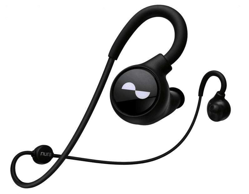 nuraloop review earbuds angle 1