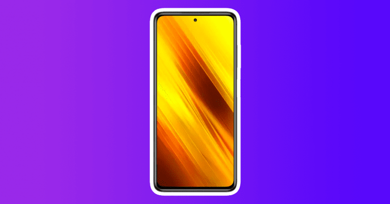 poco x3 favorite phones from 2020