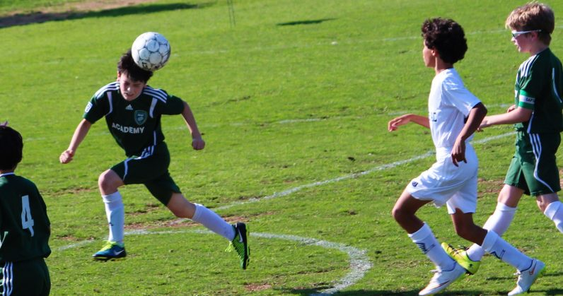 Kids who head soccer balls are more likely to develop dementia, neurologists say
